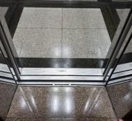 엘리베이터 내부 청소